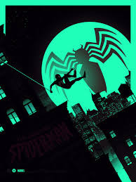 inside the rock poster frame blog matt ferguson amazing spider