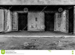 creepy halloween background interior of abandoned building creepy place stock photo image