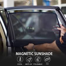 fits honda accord car sunshade window foil magnetic custom fit sun