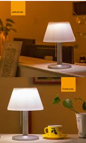 solar interior lights aliexpress com buy creative 10 led led solar panel table lamp