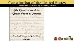 the constitution of the united states of america 1787 youtube