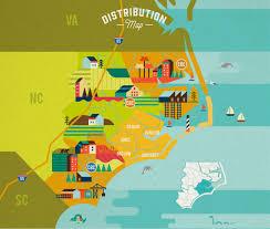 Map Service Center Coastal Beverage Co