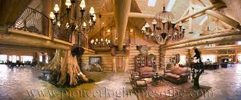log home interiors images pioneer log homes of bc