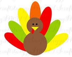 turkey svg thanksgiving svg turkey cut file instant