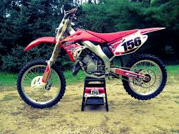 2005 honda cr125r start up u0026 walkaround youtube