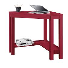Laptop Desk For Small Spaces Corner Writing Laptop Desk With Drawer Great For Small