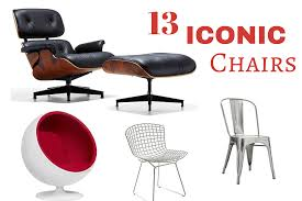 famous chairs 13 iconic chairs you should know living rooms and room