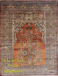 tappeti pregiati arte nodo brescia vendita tappeti persiani e pregiati a