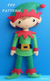 sewing patterns christmas elf 9 cutest christmas elf sewing patterns felt christmas pdf sewing