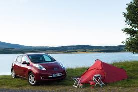 nissan leaf youtube channel nissan leaf electric car on scenic coastal rural drives in europe