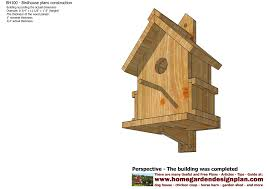 home garden plans bh100 bird house plans construction bird