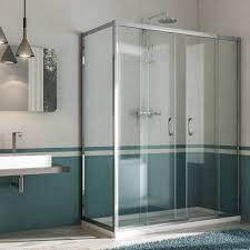 box doccia vendita box doccia anta fissa doppia porta scorrevole altezza 185 198 cm