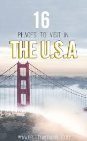 Usa Places To Visit Best Places To Visit In The Usa Shared By Travel Bloggers