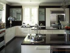 white granite kitchen countertops pictures u0026 ideas from hgtv hgtv