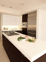 Solid Kitchen Cabinets Solid Surface Countertops For The Kitchen Hgtv