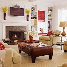 Living Room Fireplace Ideas - how to arrange an oddly shaped living room room living rooms
