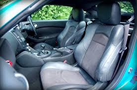 nissan 370z leather seats used 2010 nissan 370z v6 gt for sale in warwickshire pistonheads