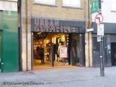 Urban Outfitter Covent Garden - urban outfitters 203a 213 camden high street london fashion