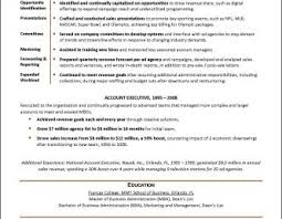 executive resumes exles advertising accountxecutive resumexles templates account