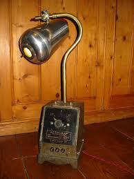 steampunk desk lamp by playpenz on deviantart