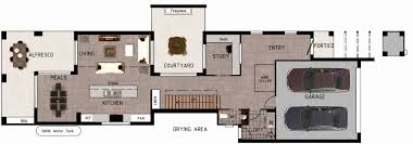 small lot home plans two story house plans on narrow lot awesome stunning small lot