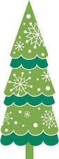 impressive design christmas tree clip art outline clipart panda
