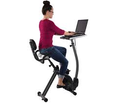 Recumbent Bike Under Desk by Wirk Ride Exercise Bike Workstation Andstanding Desk Page 1