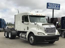 freightliner tandem axle sleepers for sale
