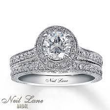 neil bridal set neil bridal sets jewelers wedding ring sets
