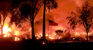 Wildfire Anaheim by The Latest At Least 100 Injured In California Wildfires Tulsa U0027s