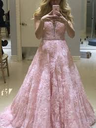 wedding evening dresses pink prom dress prom dress formal prom dress moddress
