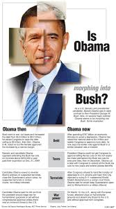 Obama Has Vowed To Cut Obama Ran Against Bush Now Governs Like Him Mcclatchy From The Left
