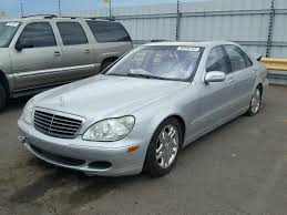 2003 mercedes s500 for sale auto auction ended on vin wdbng75j93a357427 2003 mercedes