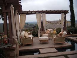 outdoor living room ideas furniture modern outdoor living room with structure stone modern