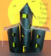 cardboard tube haunted house u2013 the pinterested parent