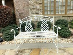 garden benches metal and metal garden benches australia