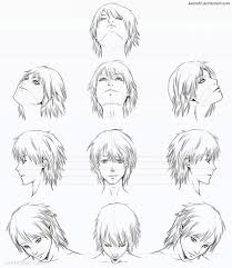 anime hairstyles tutorial how to draw anime tutorial with beautiful anime character drawings