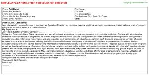 sample application letter for nurses with experience application