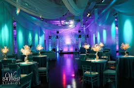 sweet 16 decorations juli s blue sweet 16 at a9 event space a9 event spacea9
