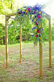 pergola design fabulous wedding pergola diy simple wedding altar