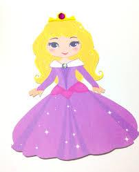 sleeping princess aurora with prince girls fairytale craft kit for