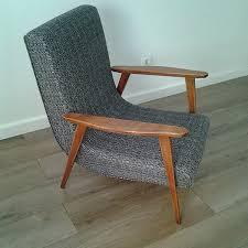 siege scandinave réédition d un fauteuil vintage scandinave boomerang ées 50