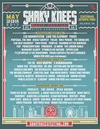 black friday atlanta 2017 2017 lineup u2013 shaky knees music festival