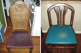 how to change the fabric on your dining room chair apartment therapy