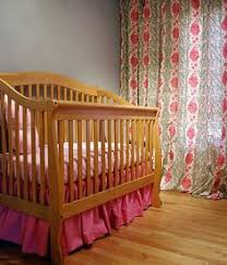 Crib Bed Skirt Diy How To Make A Ruffled Crib Skirt Yes I Was Just Thinking About
