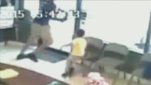teen snatches ipad from 4 year old at tamarac salon