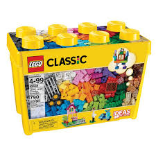 amazon com lego classic large creative brick box 10698 toys u0026 games