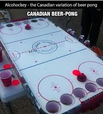 Beer Pong Meme - canadian beer pong meme guy
