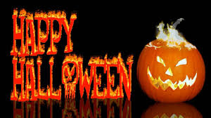 Free Ecards Halloween Animated by Happy Halloween Greeting With Scary Sound Effects Youtube