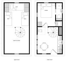 tiny house floor plan maker 34 tiny house floor plans and designs 12 28 24 x 28 in indiana